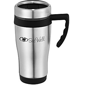 Seaside Travel Mug - 15 oz. - 24 hr Main Image