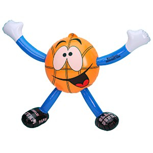 Inflatable Sport Guys - Basketball Main Image