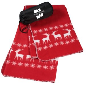 Winter Fleece Blanket Main Image