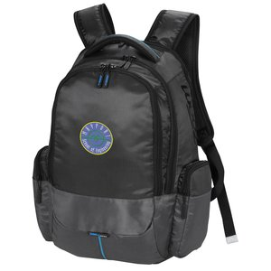 Zoom Power2Go Checkpoint Friendly-Backpack - Embroidered Main Image