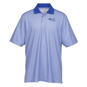 Launch Snag Protection Striped Performance Polo - Men's Main Image