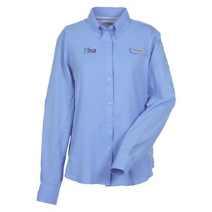 Columbia Tamiami II Roll Sleeve Shirt - Ladies' Main Image
