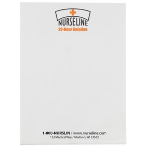 "Notepad - 5-1/2"" x 4-1/8"" - 25 Sheet Main Image"