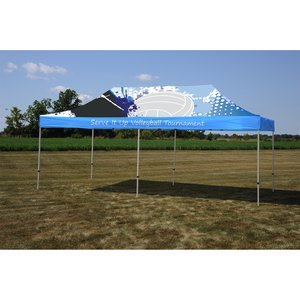 10' x 20' Deluxe Event Tent - Full Color Main Image
