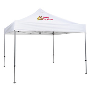 Premium 10' Event Tent with Vented Canopy Main Image