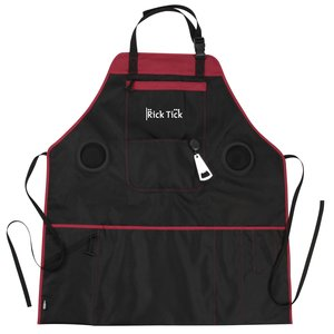 Grill & Groove Apron w/Speakers - 24 hr Main Image