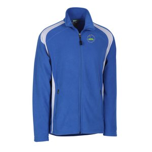 Ecotech-Fleece100 Recycled Polyester Jacket-Men's-Closeout Main Image