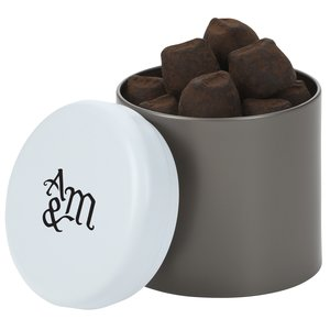 Tin of Goodies - Cocoa Dusted Truffles