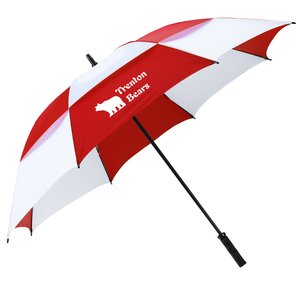 Golf Umbrella with Wind Vents - 24 hr Main Image