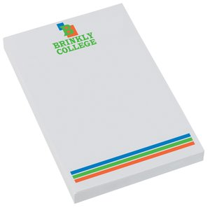 "Bic Sticky Note 6"" x 4"" - 100 Sheet Main Image"