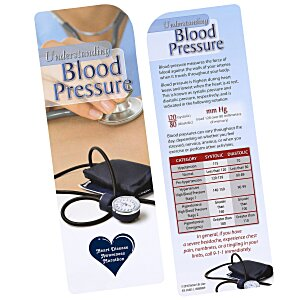 Just the Facts Bookmark - Blood Pressure Main Image