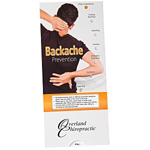 Backache Prevention Pocket Slider Main Image