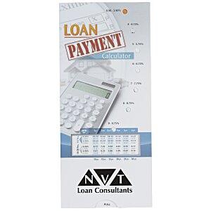 loan payment calculator pocket slider 111133 lp