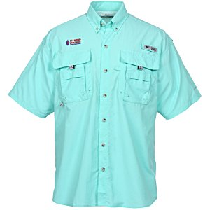 Columbia Bahama II Short Sleeve Shirt - Men's Main Image