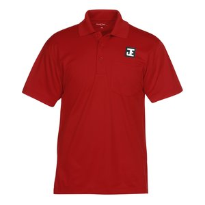 Micropique Sport-Wick Pocket Polo - Men's Main Image