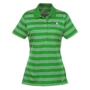 Nike Tech Stripe Performance Polo - Ladies' Main Image