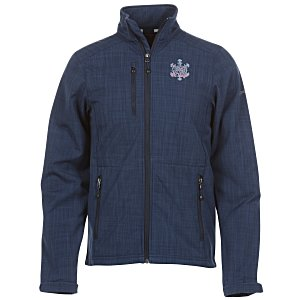 Eddie Bauer Crosshatch Soft Shell Jacket - Men's Main Image
