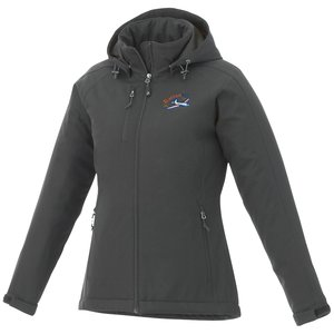 Bryce Insulated Soft Shell Jacket - Ladies' - 24 hr Main Image