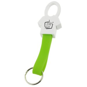 Sir Stretch-A-Lot Key Tag - Closeout Main Image