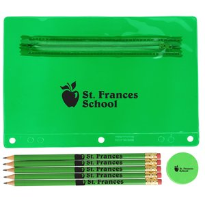Pencils and Eraser Pack Main Image