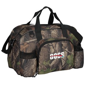 Apex Duffel - Camo - Embroidered Main Image