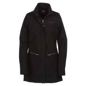 OGIO Urban Soft Shell Trench - Ladies' Main Image