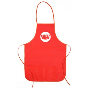 Non-Woven All Purpose Apron - Closeout Item For Testing Description Length 3 Main Image