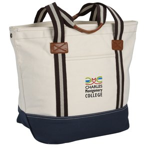 Heritage Supply Catalina Cotton Tote - Embroidered Main Image