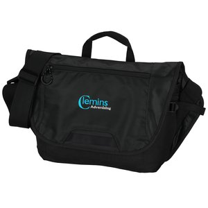 Sync Computer Messenger Bag - Embroidered Main Image