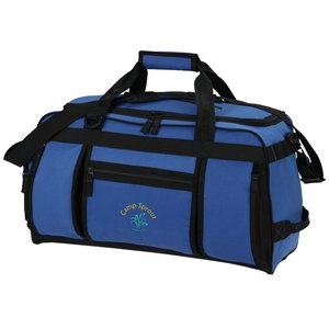 Navigator Weekender Duffel - Embroidered Main Image