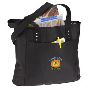 Meribel Reversible Tote - Embroidered Main Image