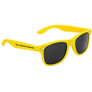 Silky Smooth Retro Sunglasses - Opaque Main Image