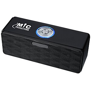 Mini-Boom Bluetooth Speaker Main Image