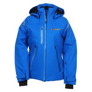 Ventilate Insulated Hooded Jacket - Ladies' Main Image