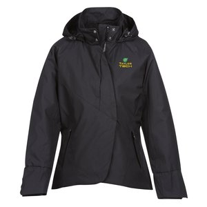 Skyline City Twill Insulated Jacket - Ladies' Main Image