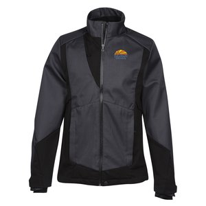 Commute Two-Tone Soft Shell Jacket - Men's Main Image