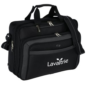 Solo Checkfast Laptop Brief Bag Main Image
