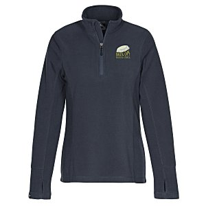 Storm Creek 1/4 Zip Microfleece - Ladies'