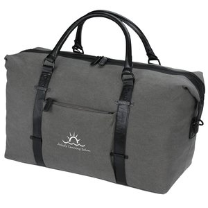 Kenneth Cole Canvas Duffel Bag Main Image