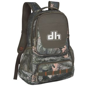 Hunt Valley Camo Laptop Backpack Main Image