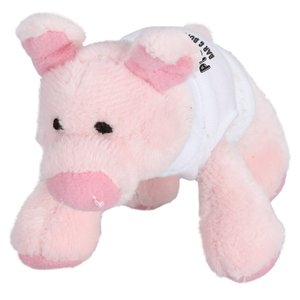 Mini Cuddly Friends - Pig Main Image