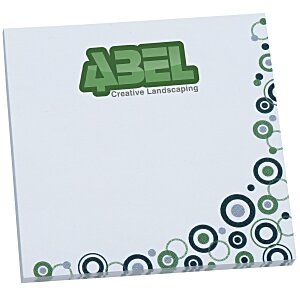 Bic Sticky Note - Designer - 3x3 - Dots - 50 Sheet