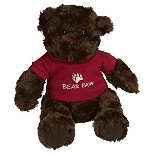 Traditional Teddy Bear - Dark Brown Main Image