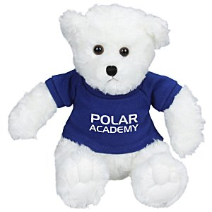 Traditional Teddy Bear - White Main Image