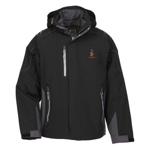 Teton 3-in-1 Waterproof Jacket - Men's - TE Transfer Main Image