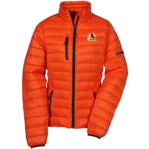 Whistler Light Down Jacket - Ladies' - TE Transfer Main Image