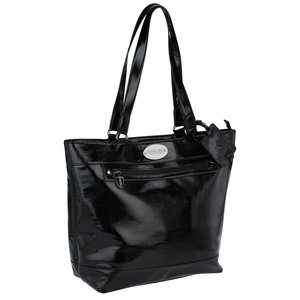 "Kenneth Cole ""Etched In Time"" Laptop Tote Main Image"