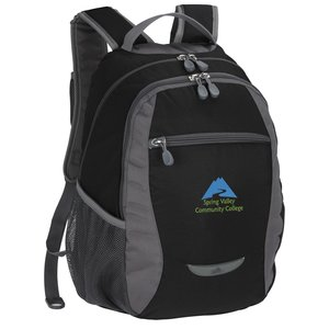 High Sierra Curve Backpack - Embroidered Main Image