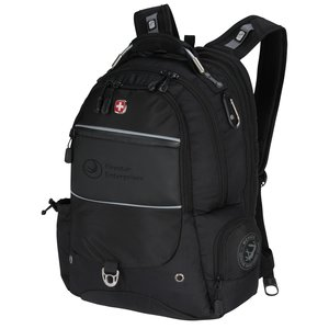 Wenger Scan Smart Journey Laptop Backpack Main Image
