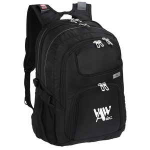 High Sierra Optima Fly-By Laptop Backpack Main Image